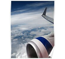 flying home Poster