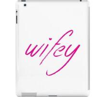 Wifey iPad Case/Skin