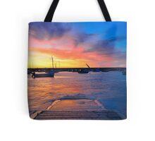 Gorey Harbour II Tote Bag