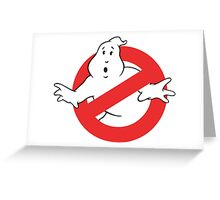 Ain't Afraid of No Ghost Greeting Card
