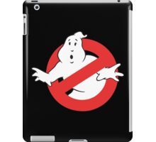 Ain't Afraid of No Ghost iPad Case/Skin