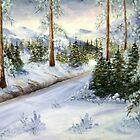 The Path by Ilunia Felczer