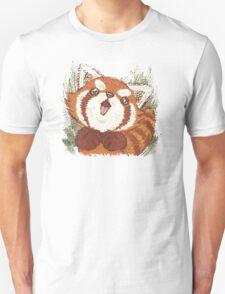 Joy of Red panda Unisex T-Shirt
