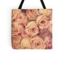 Bridesmaid's Bouquet Tote Bag