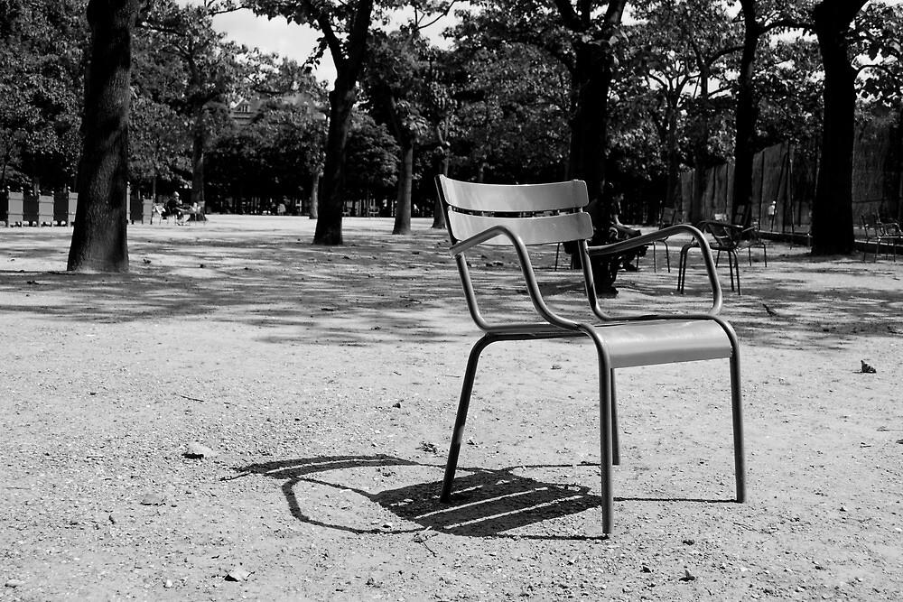 Jardin du Luxembourg, Paris by Nicholas Coates