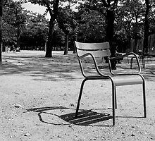 Jardin du Luxembourg, Paris by Nick Coates
