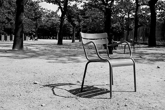 Jardin du Luxembourg, Paris by Nick Coates