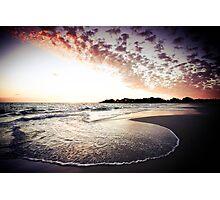 Sea Swirl Photographic Print
