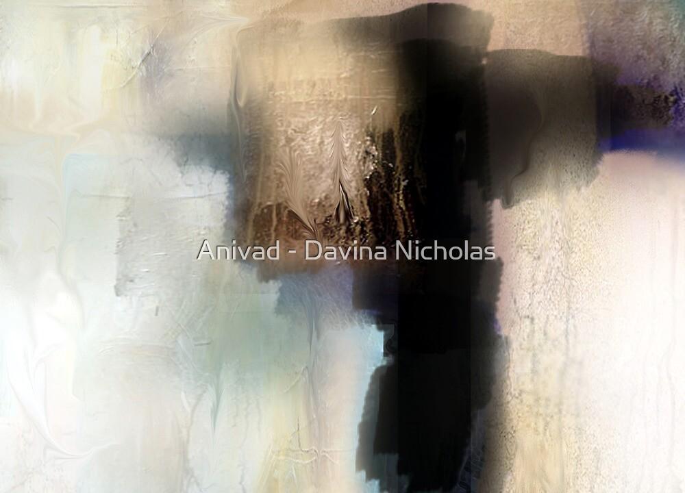 Linear Sketch II by Anivad - Davina Nicholas