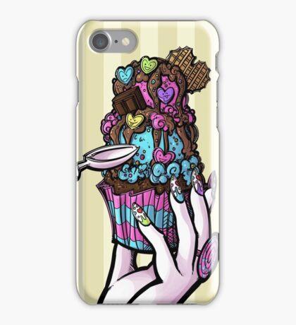 Sweet Lolita Cupcake iPhone Case/Skin