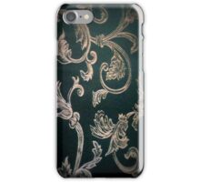 blends and curves... iPhone Case/Skin