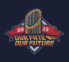Chicago Cub - Our Fate, Our Future  by humaniteeshirts