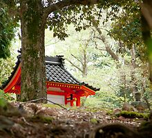 hidden temple by bubblejet01