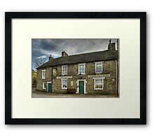 The George & Dragon Inn Framed Print