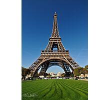 Tower Eiffel Photographic Print
