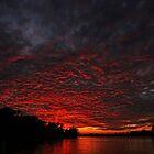 Sky Fire #2 by Eileen McVey