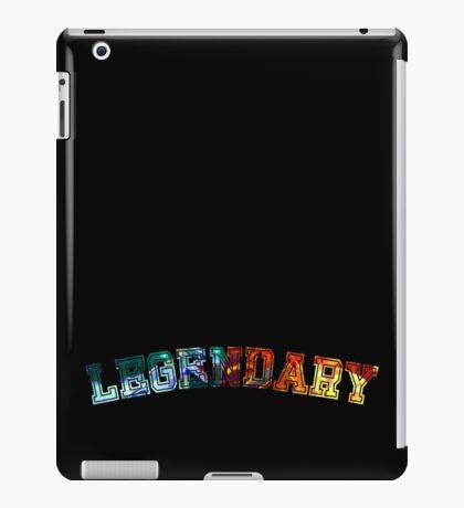 Legendary: Lugia and HO-OH iPad Case/Skin