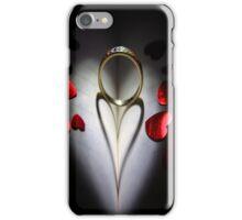 Heart in Sequins iPhone Case/Skin