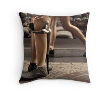 The Haves & Havenots #0101 Throw Pillow
