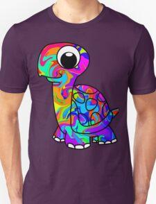 Colorful Tortoise Unisex T-Shirt
