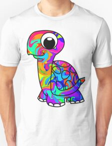 Colorful Tortoise Unisex T-Shirt