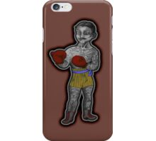 Vintage Boxer iPhone Case/Skin