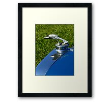 Automotive Bestiary ~ Part Three Framed Print