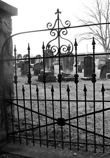 Old Purcellville Cemetery by Bine