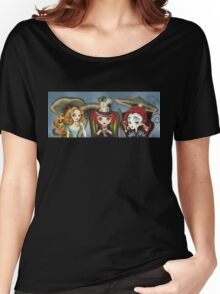 Tea Party Women's Relaxed Fit T-Shirt