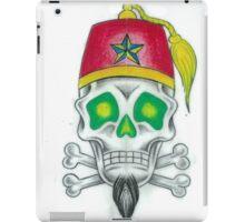 Voodoo Skull iPad Case/Skin