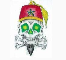 Voodoo Skull Unisex T-Shirt