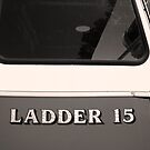 Ladder 15 by Jay Reed