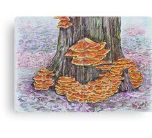 Pretty Parasite Canvas Print