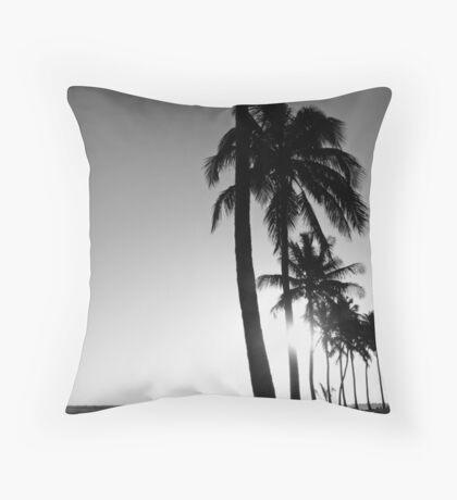 Maputo Coastroad Throw Pillow