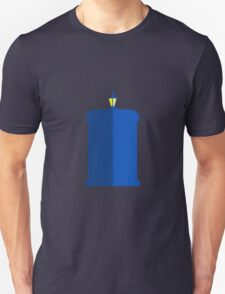 The Lion, The Witch and The TARDIS T-Shirt