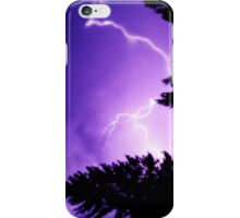 Thunder & Lightning iPhone Case/Skin