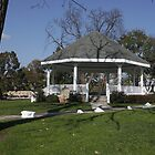 Carlisle Barracks Wheelock Bandstand by Jean Macaluso