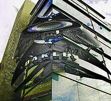 Oakley Plastic by Damien  Dust