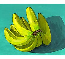 I'm a fan o' the banana Photographic Print