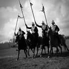 Victorian Army - Charging by mariocassar