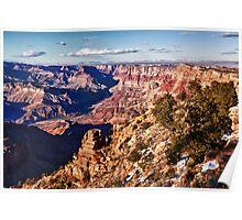 Desert View I  Poster