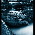 Rapid Flow III (iPhone case) by SunDwn