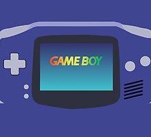 Minimalist Gameboy by noahthewiseguy