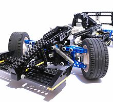 Technic Racing by ruleamon