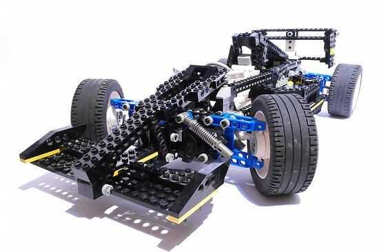 Technic Racing by ruleamon