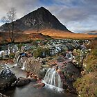 BUACHAILLE ETIVE MOR by STEVE  BOOTE