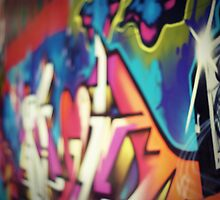 Urban Art Six by megandunn