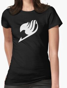 FAIRY TAIL GUILD MARK/LOGO fairy tail guild mark logo show it off peeps Womens Fitted T-Shirt