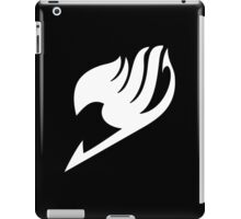 FAIRY TAIL GUILD MARK/LOGO fairy tail guild mark logo show it off peeps iPad Case/Skin