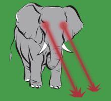 Elephant - Laser by Braden  Stevenson
